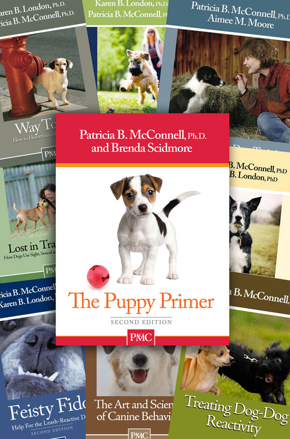Patricia McConnell Book Package